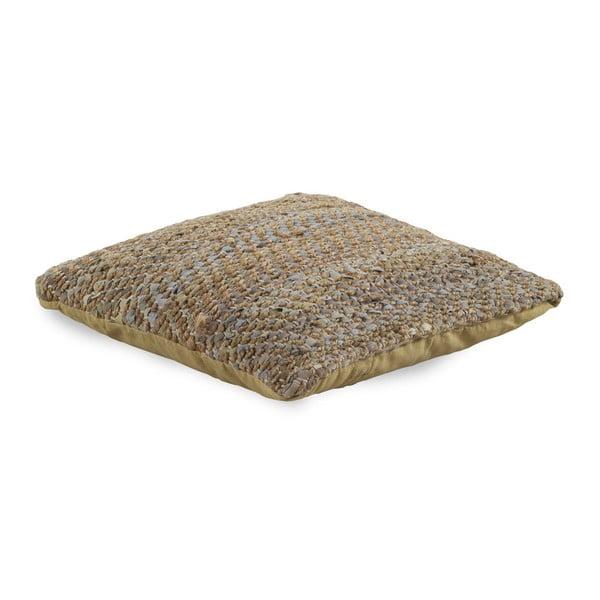 Brązowa poduszka z wypełnieniem Geese Brisbane, 45x45 cm