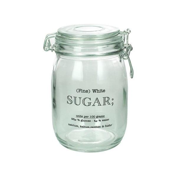 Skleněná dóza na cukr Sugar
