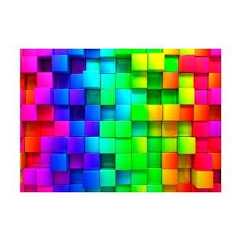 Tapet format mare Bimago Cubes, 400 x 280 cm imagine