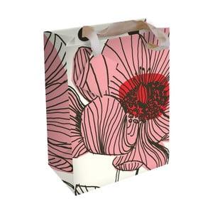 Dárková taška Caroline Gardner Botanical Pink