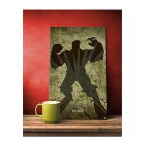 Cedule Hulk, 45x28 cm