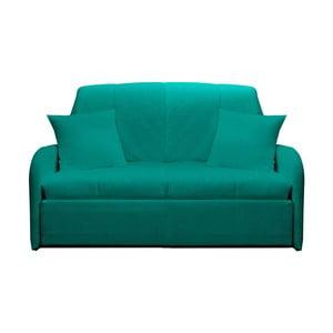 Canapea extensibilă cu 2 locuri 13Casa Paul, turcoaz