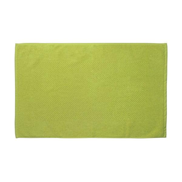 Koupelnová předložka Galzone 80x50 cm, zelená