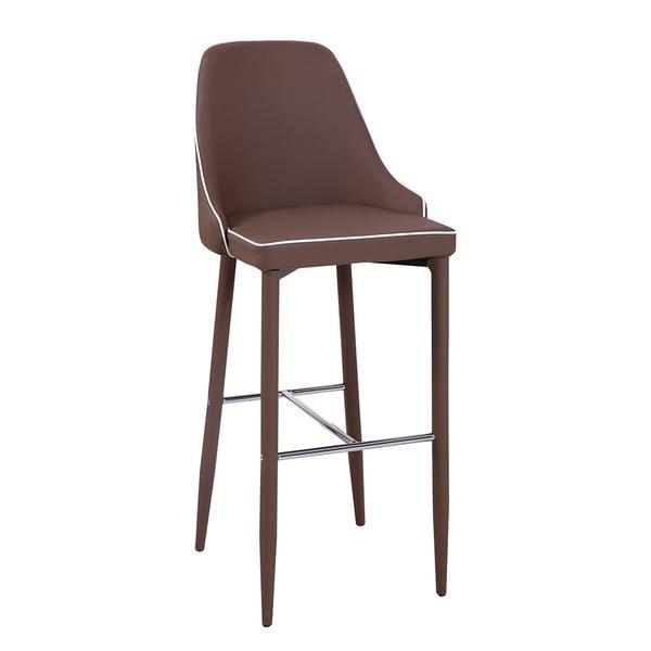 Barová židle New Plana, cappuccino