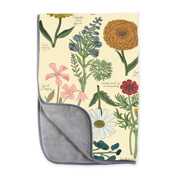 Botanica kétoldalas mikroszálas takaró, 130 x 170 cm - Surdic