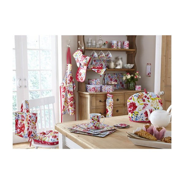 Sacoșă Cooksmart England Floral Romance Shopping