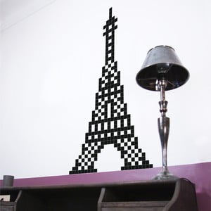 Samolepky Paris Tower