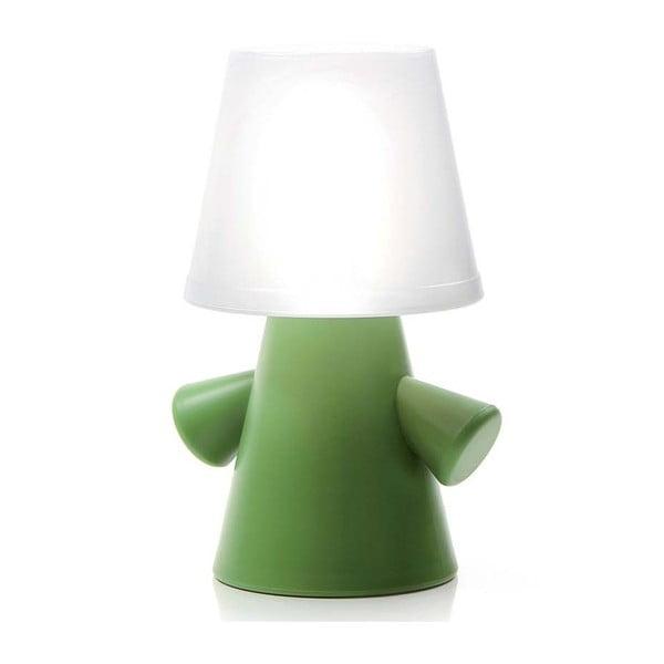 Venkovní solární lampičky Greenman, zelená