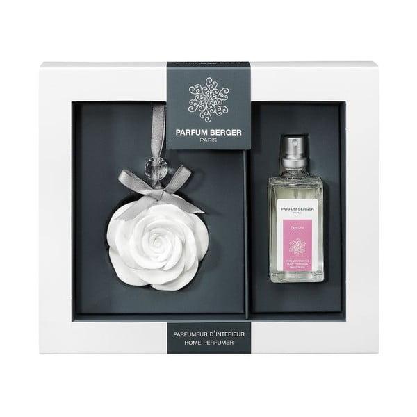 Rozkvetlá růže se sprejem Chic Paříž, 30 ml