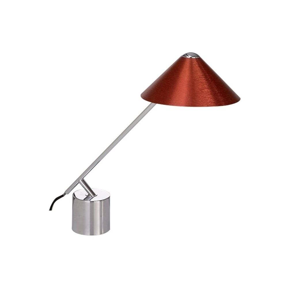 Nástěnné světlo s červeným stínidlem Design Twist Fao