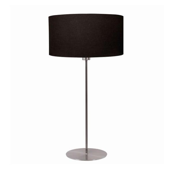 Stolní lampa Memphis Satin/Black
