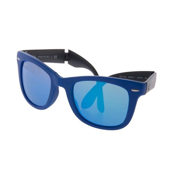 Ochelari de soare unisex Ray-Ban 4105 Blue 50 mm
