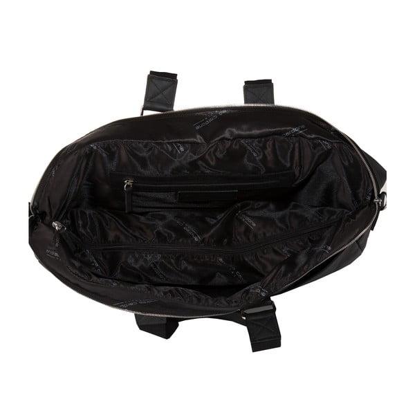 Pánská cestovní taška Vintage Overnight Black
