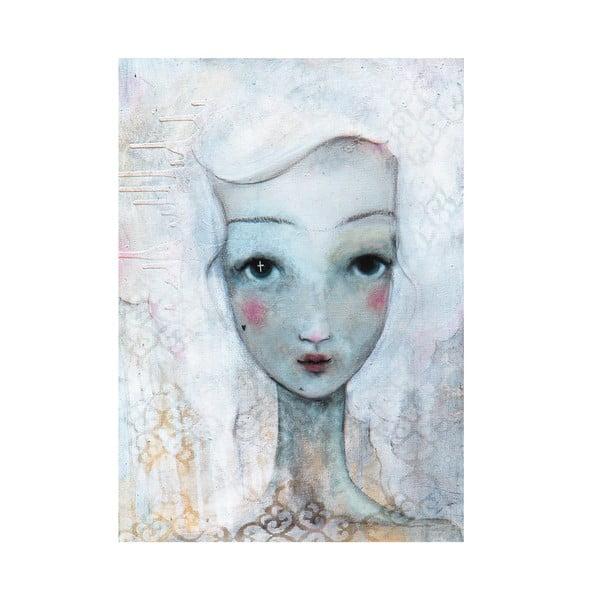 Autorský plakát od Lény Brauner Ze sadu, 45x60cm