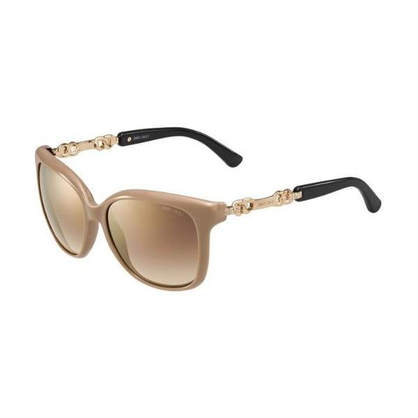 Sluneční brýle Jimmy Choo Bella Nude/Brown
