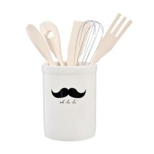 Stojan na kuchyňské nástroje Mustache