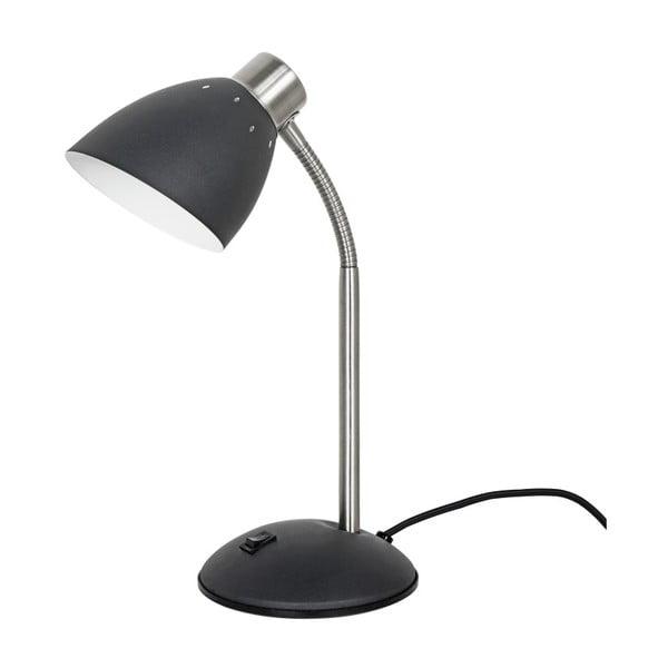 Černá stolní lampa Leitmotiv Dorm