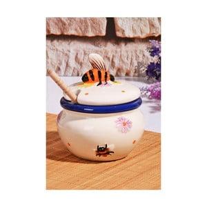 Recipient pentru miere cu capac Bee