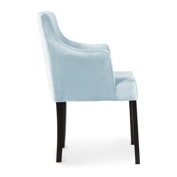 Sada 2 světle modrých židlí Vivonita Reese