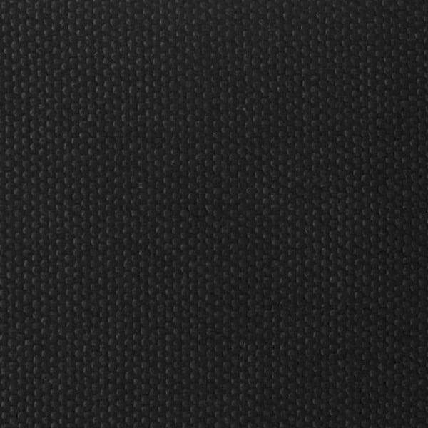 Dvoumístná pohovka Miura Musa, černý textilní potah