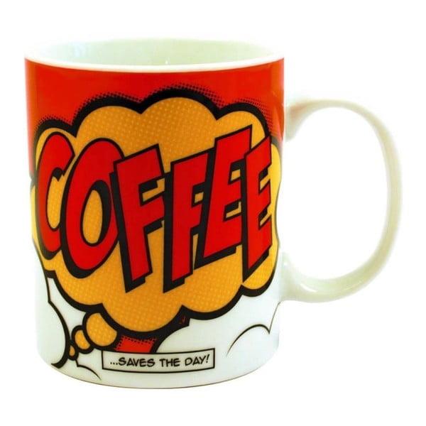 Hrnek Comic Book Coffee, 325 ml