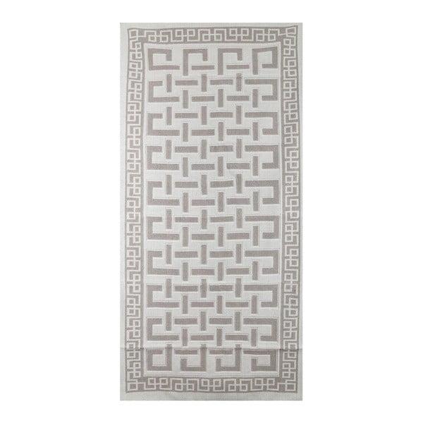 Svetlosivý koberec Jani, 140×200 cm