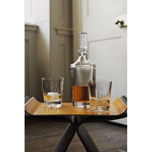 Set 4 whiskovek Havanna, 345 ml
