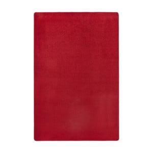 Červený koberec Hanse Home Fancy, 160 x 240 cm