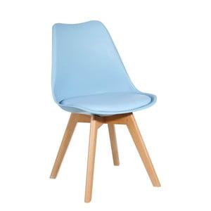 Modrá židle Ixia Alvilda