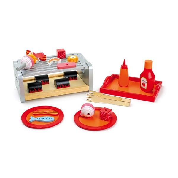 Grill fa játékkészlet - Legler
