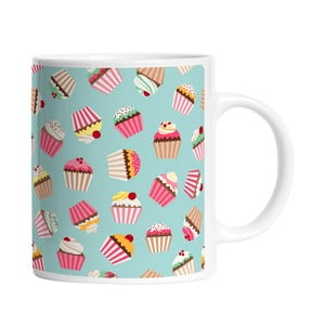 Keramický hrnek Yummy Cupcakes, 330 ml