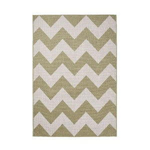 Zelený koberec Think Rugs Cottage, 120x170 cm