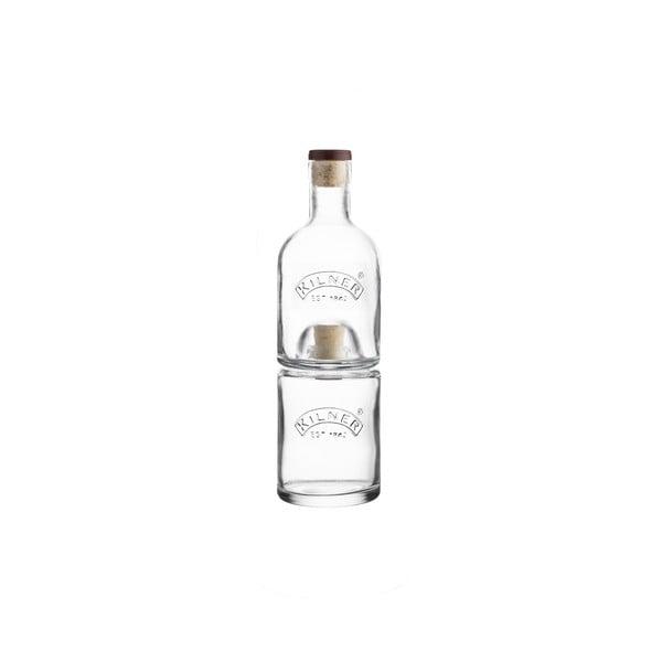 Taste kompatibilis ecet- és olajtároló üveg - Kilner