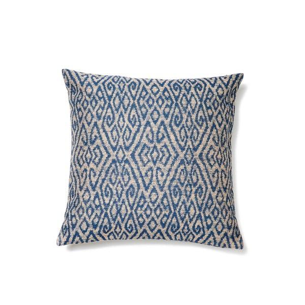 Polštář Casa Di Bassi Ikat Blue, 50x50cm