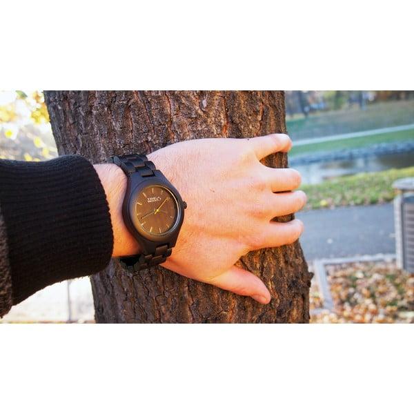 Dřevěné hodinky TIMEWOOD Zeus