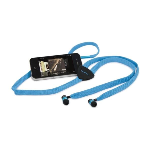 Sluchátka hi-String, modrá