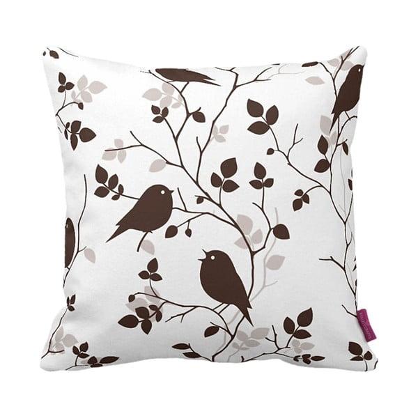 Pernă Homemania Birds, 43 x 43 cm