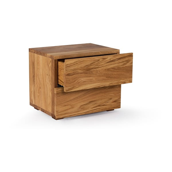 Noční stolek z olšového dřeva Mazzivo Borgo