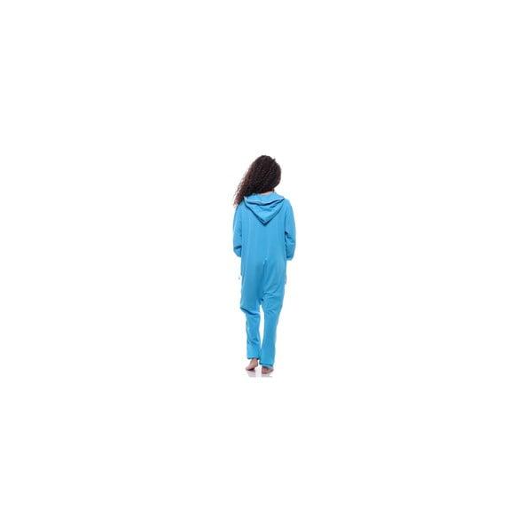 Unisex domácí overal Streetfly Thin Sky Blue, vel. S