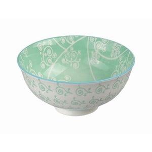 Porcelánová miska Orient Green, 12x5,6 cm