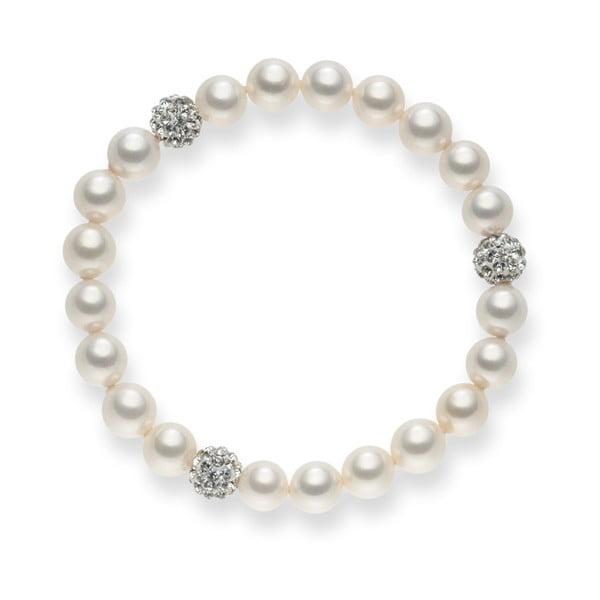 Perlový náramek Nova Pearls Copenhagen Nicole