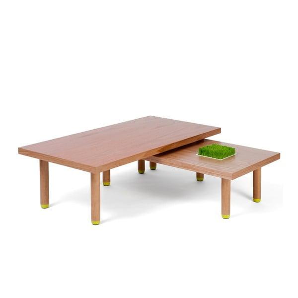 Set stolků Haru M+L (různé barvy)