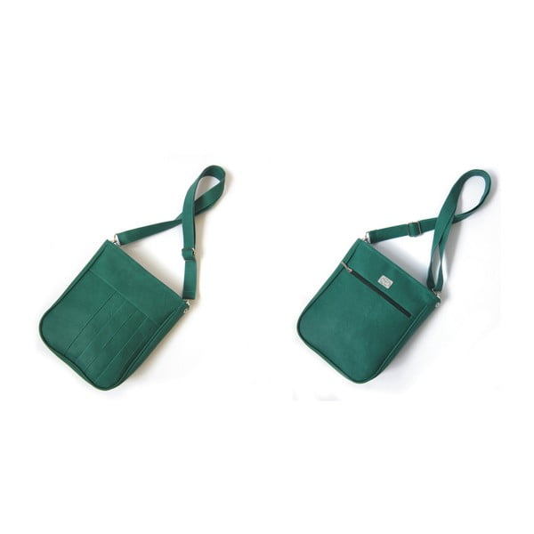 Taška TMarcela, Sport Uni sešívaná Emerald