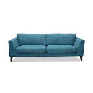 Canapea cu 3 locuri Vivonita Monroe, turcoaz