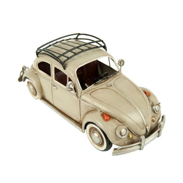 Dekorativní objekt Beige Car