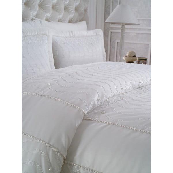Přehoz přes postel na dvoulůžko s povlaky na polštáře Dream, 260 x 260 cm