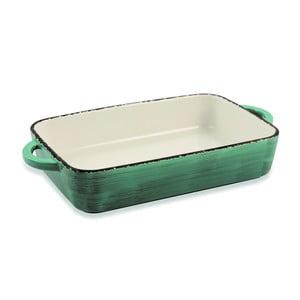 Tavă pentru copt din ceramică Villa d´Este, verde