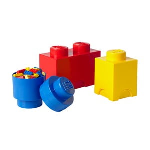 Set 3 cutii depozitare LEGO® Multi-Pack
