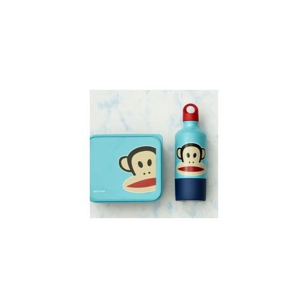 Svačinový box Paul Frank, modrý
