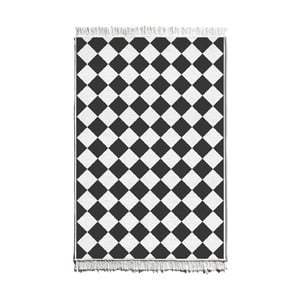 Oboustranný koberec Chess, 120x180cm
